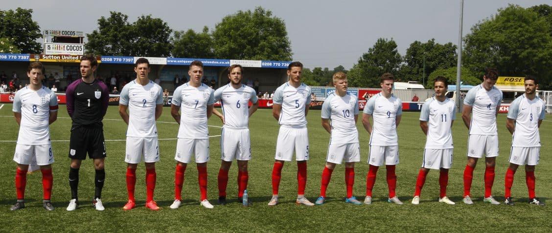 england c team 1
