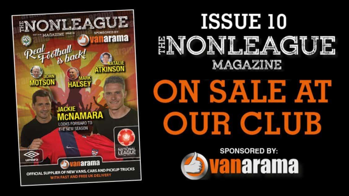 Non League Mag On Sale web