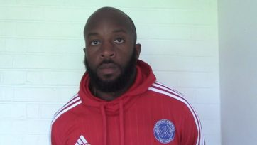 Anthony Straker – Crawley Town reaction