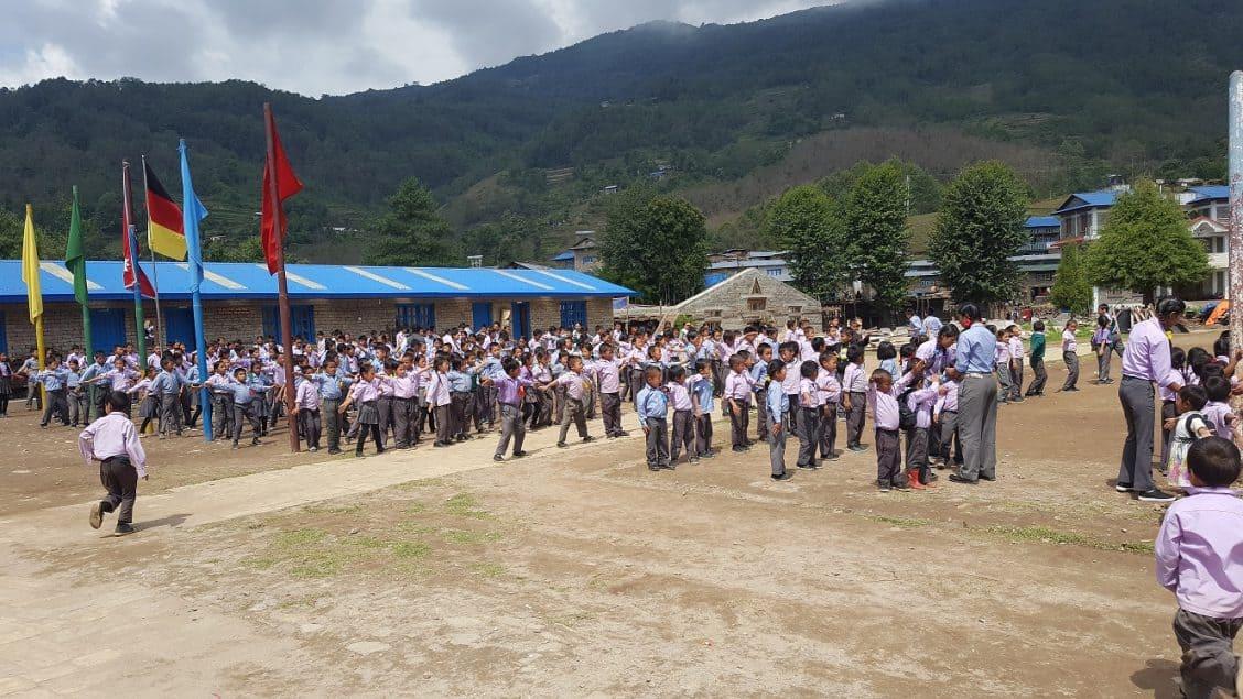 Nepal school 2