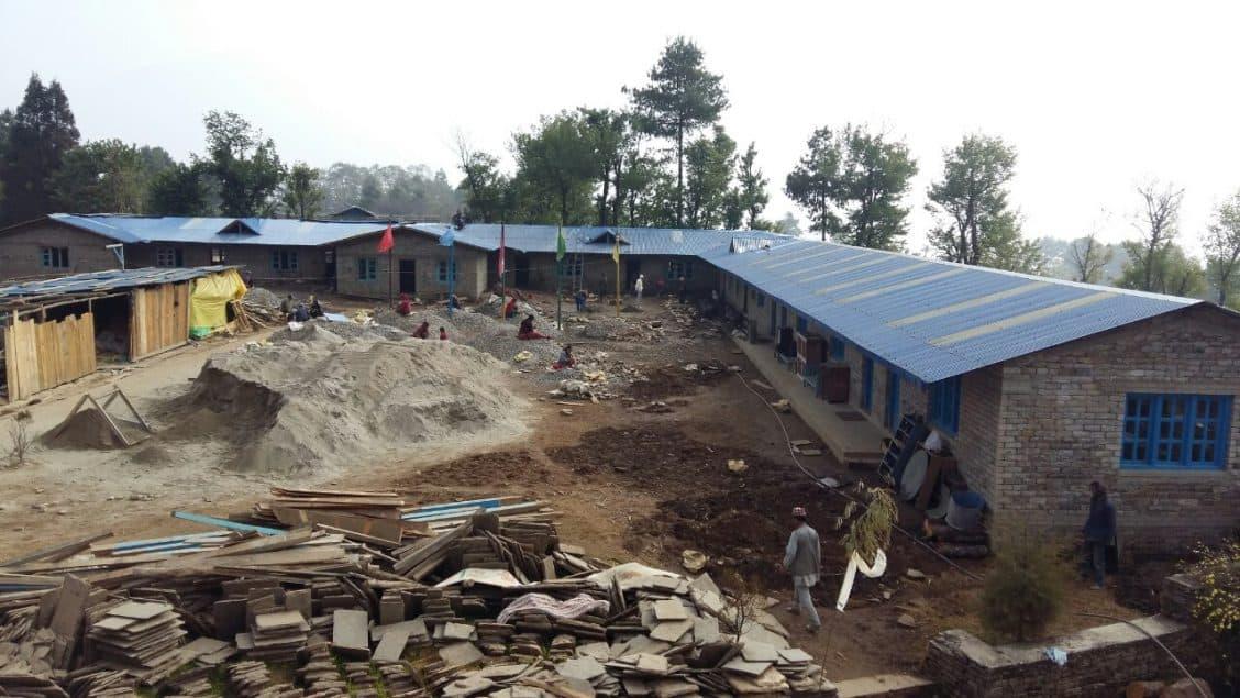 Nepal school 5