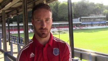 Jake Cole – Dover Athletic reaction