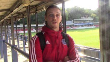 Liam Bellamy – Dover Athletic reaction