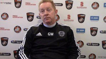 Gary Waddock – Torquay United preview