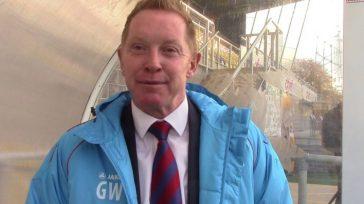 Gary Waddock – Torquay United reaction