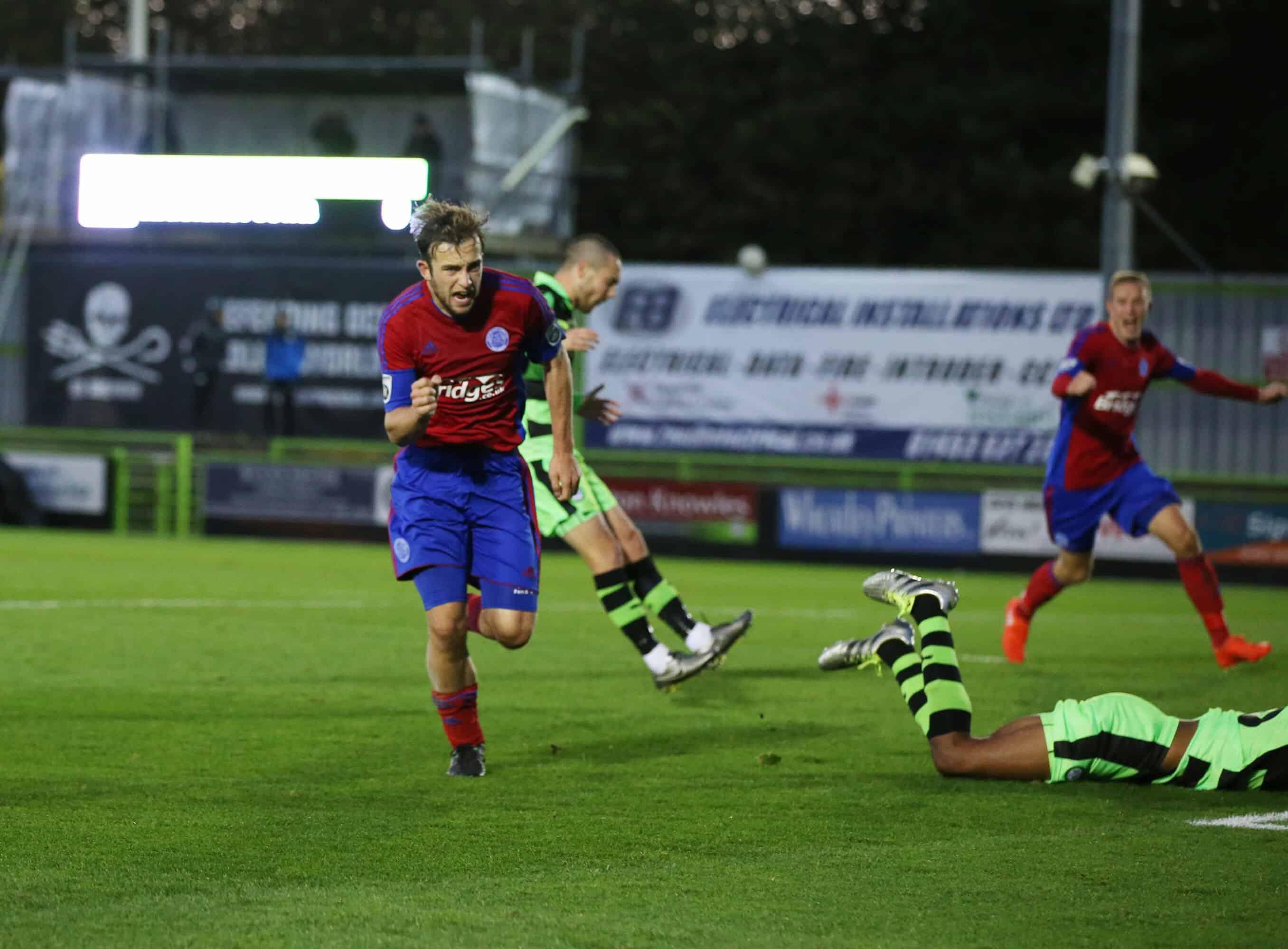 Forest Green Rovers 2 Aldershot Town 1 | Aldershot Town FC