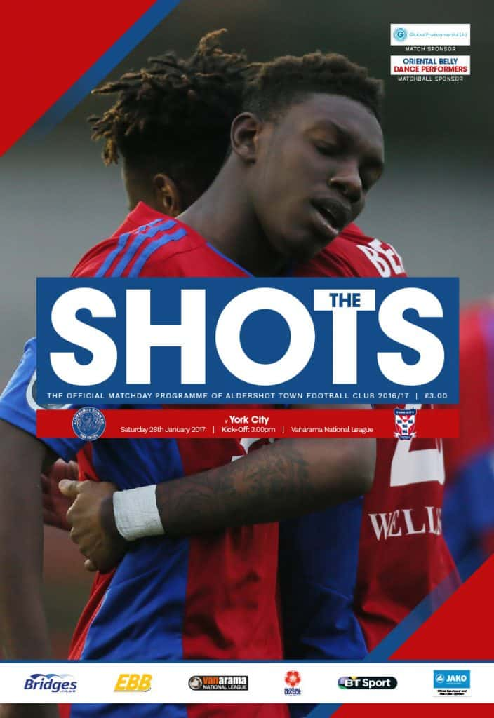 York City prog cover