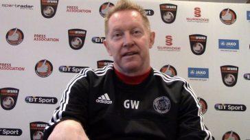 Gary Waddock – Gateshead (A) preview