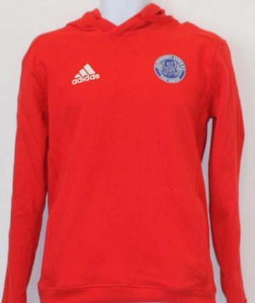 Club Shop Stock - Red Hoodie web