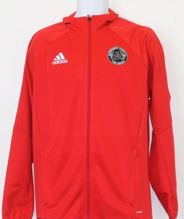 Club Shop Stock - Red Jacket web