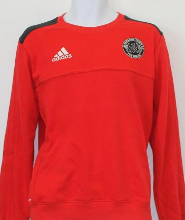 Club Shop Stock - Red Sweatshirt web