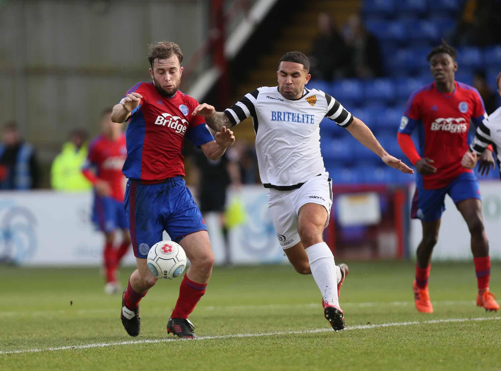 Shots vs Maidstone – Preview | Aldershot Town FC