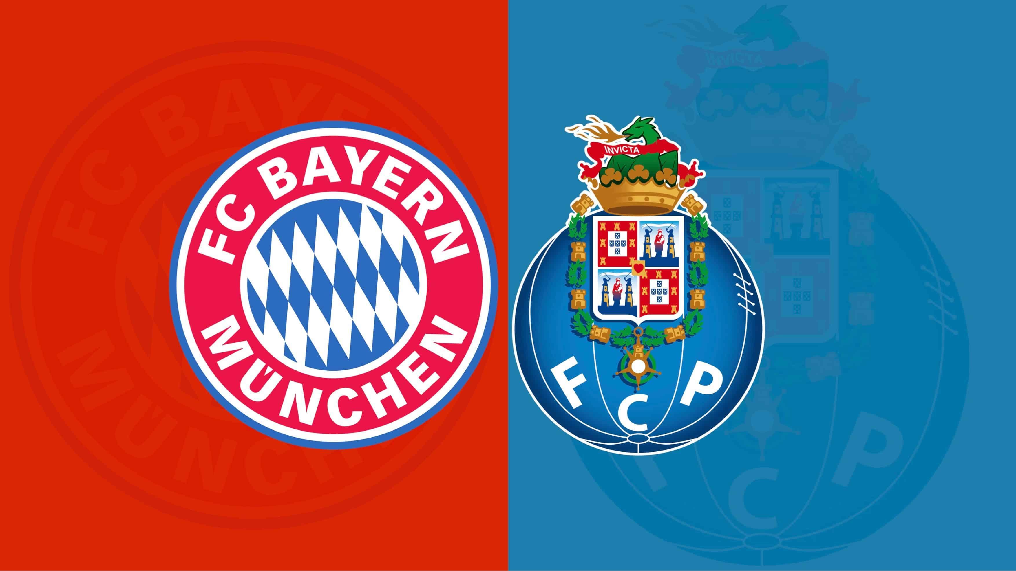 Bayern Munich V Fc Porto Tonight Aldershot Town Fc