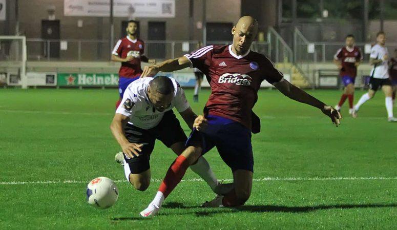 Dartford v Aldershot Town- pre-season friendly