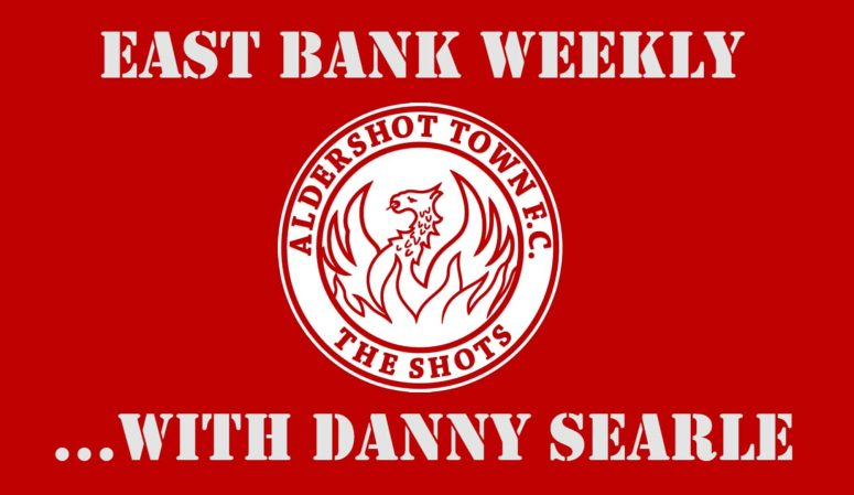 East bank weekly with Danny Searle
