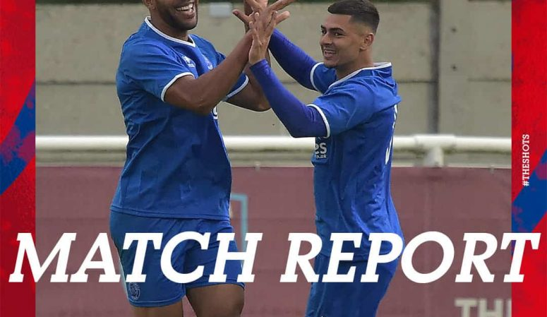 Match Report whu
