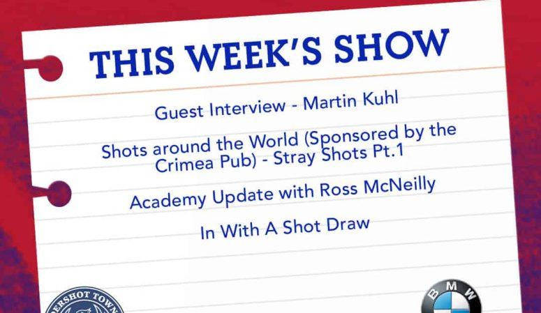 Shots Midweek Extra graph
