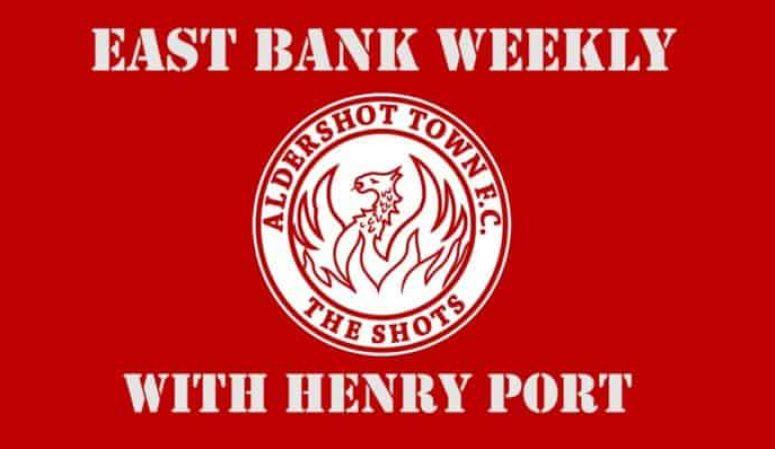 East Bank Weekly #13: Henry Port