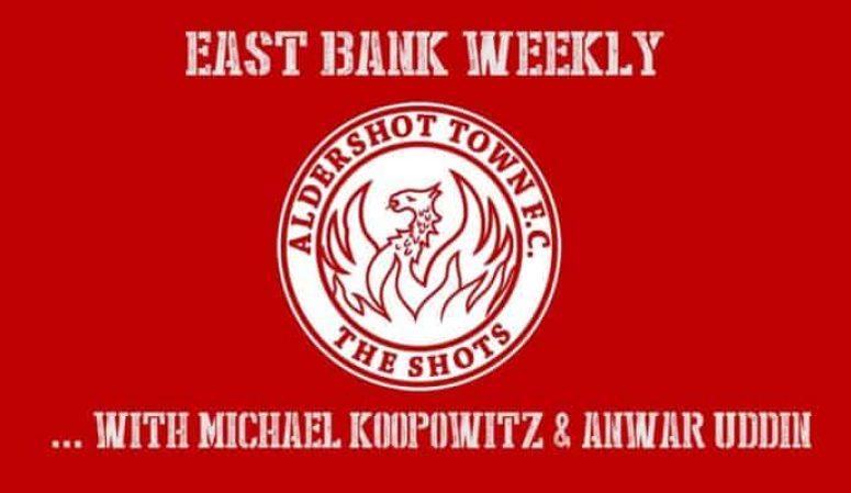 EAST BANK WEEKLY #5: Michael Koopowitz and Anwar Uddin