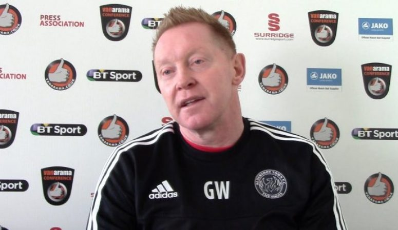 Gary Waddock – Braintree Town preview