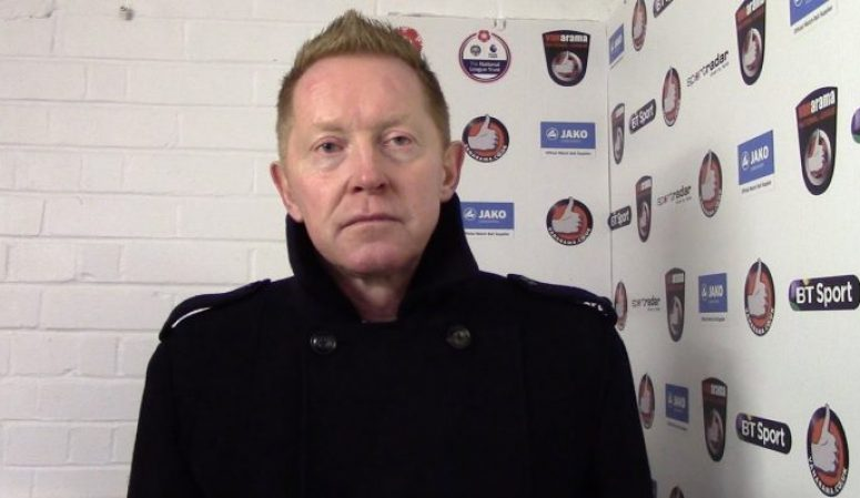 Gary Waddock – Bromley (H) reaction