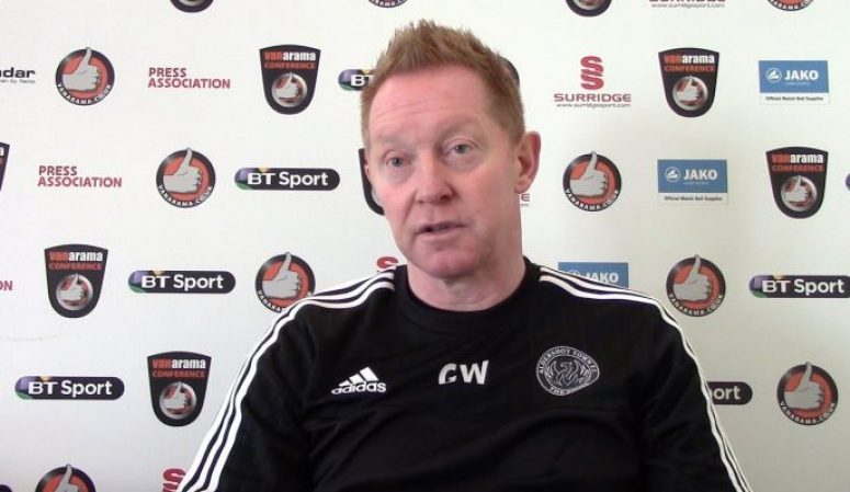 Gary Waddock – North Ferriby United preview