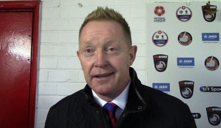 Gary Waddock – Tranmere Rovers reaction