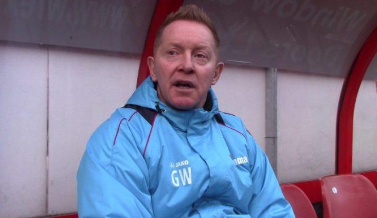 Gary Waddock – Wrexham reaction