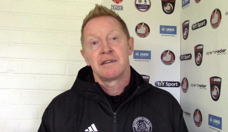 Gary Waddock – Wycombe reaction