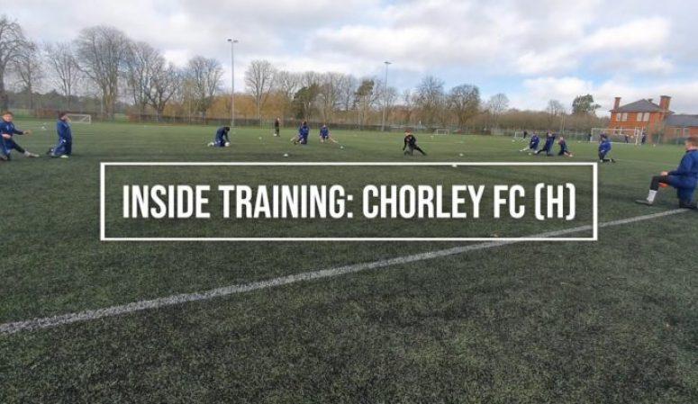Inside Training: Chorley FC (H) (Part 2)