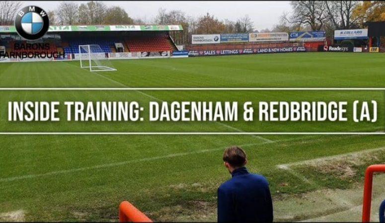 Inside Training: Dagenham & Redbridge (A)