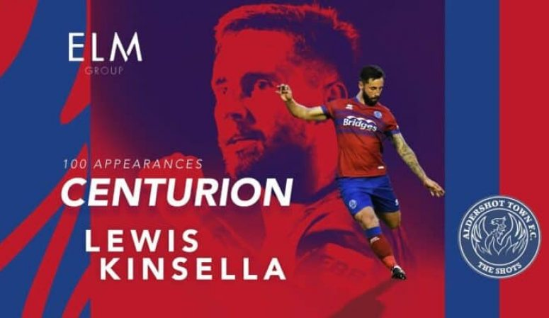 INTERVIEW:  100 appearances for Lewis Kinsella! | Our latest ELM Group ​Centurion!