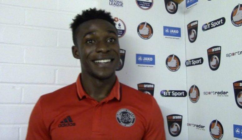 Manny Oyeleke – Tranmere Rovers reaction