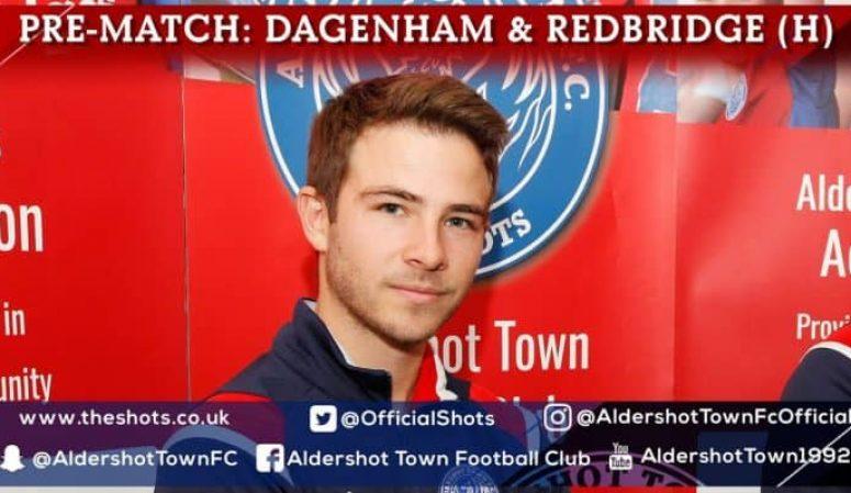 Michael Koopowitz Pre-Match: Dagenham & Redbridge (H)