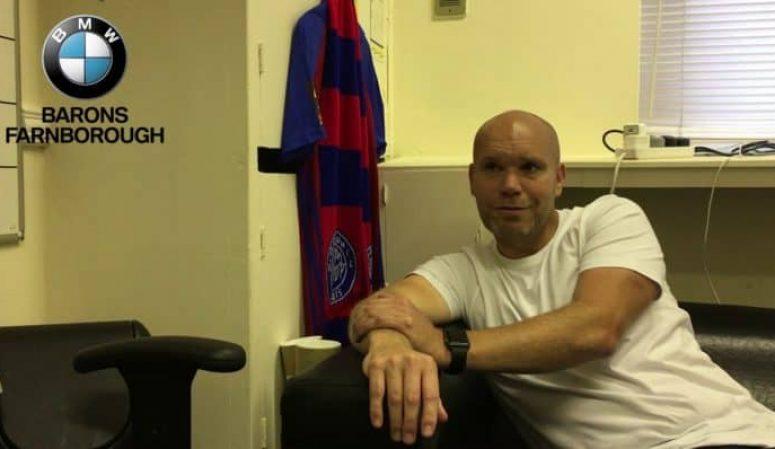 SHOTS TV: Danny Searle Previews Barnet FC