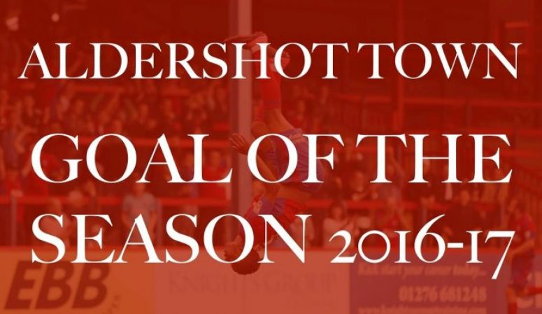 Win With Goal Of The Season!